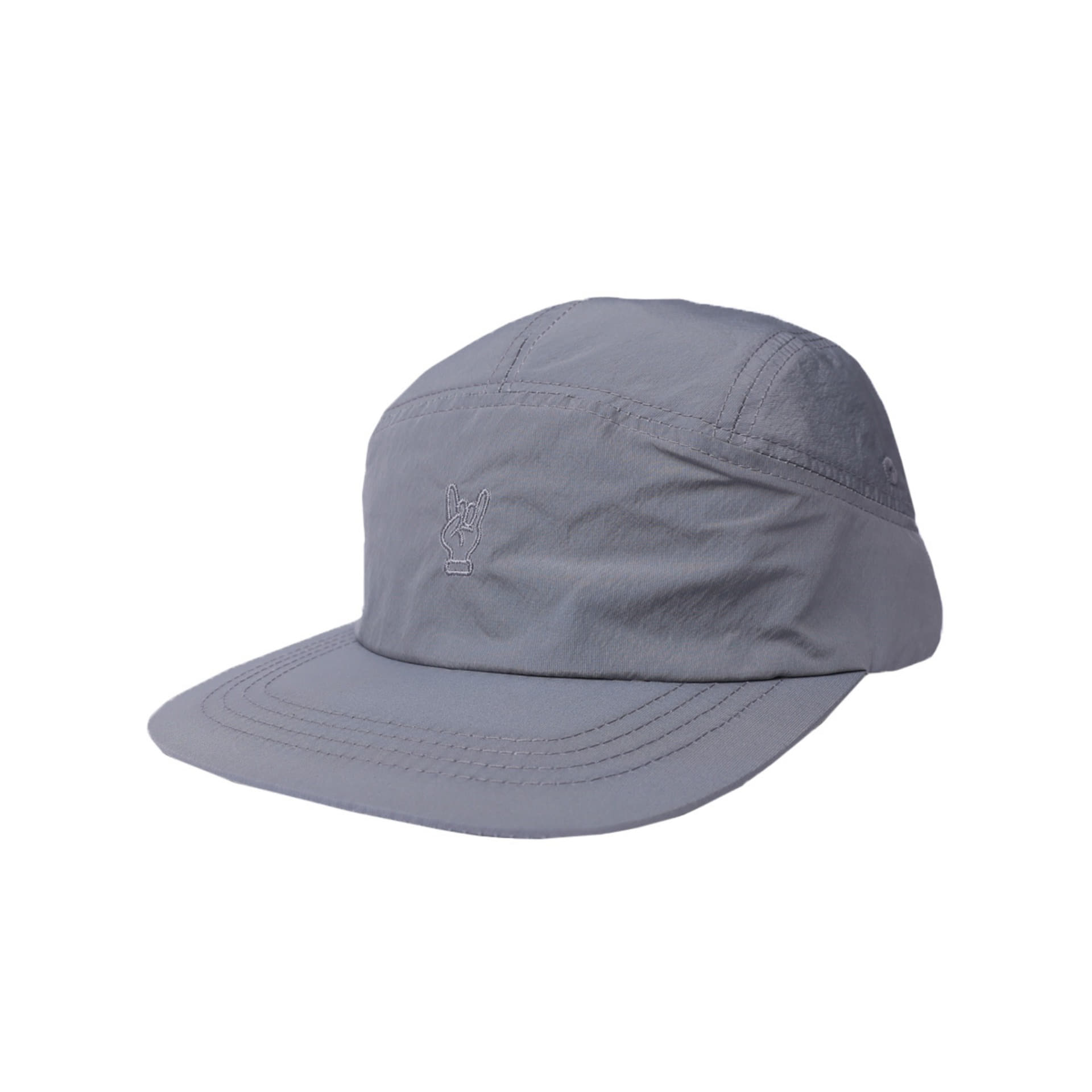 CAMPING CAP(LIGHT GREY)
