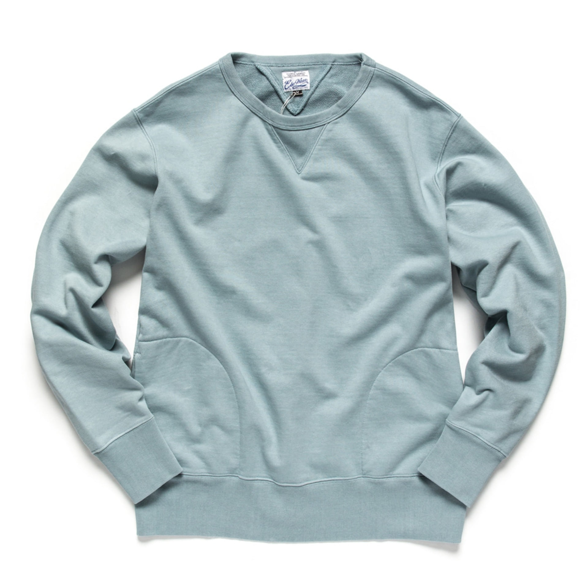 WHY NOT SWEAT SHIRTS(SKY BLUE)