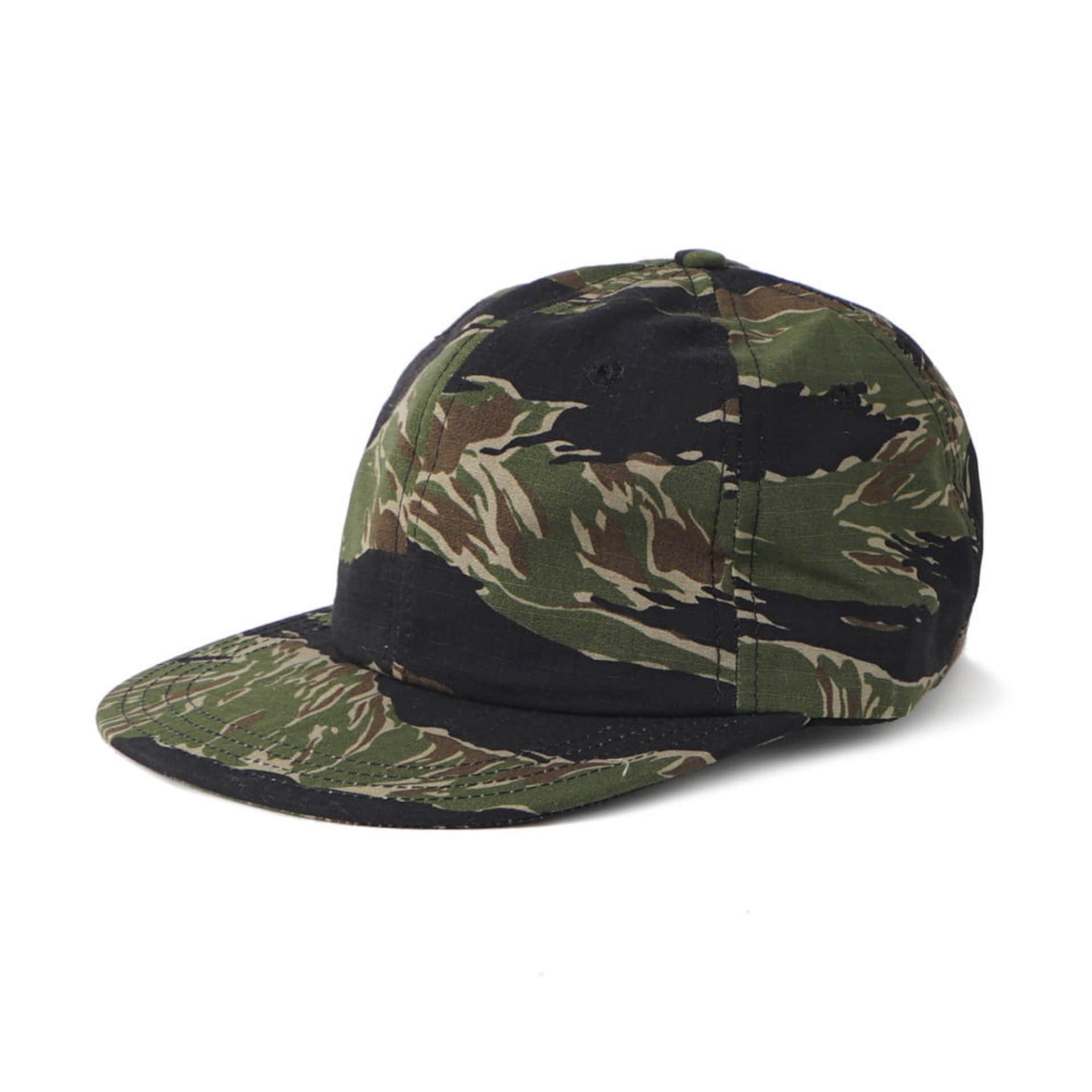 Ball Cap Green Tigerstripe Ripstop(CAMO)