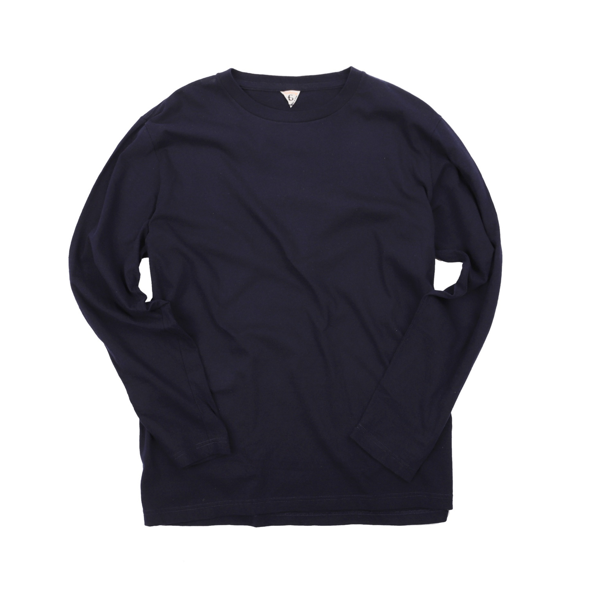 [LEWIS]T-shirtLong Sleeve T-Shirt(Deep Navy)