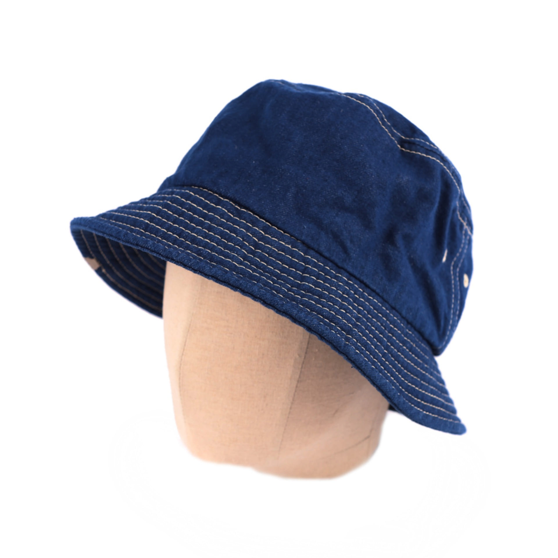 STANDARD BUCKET HAT(S.BLUE)