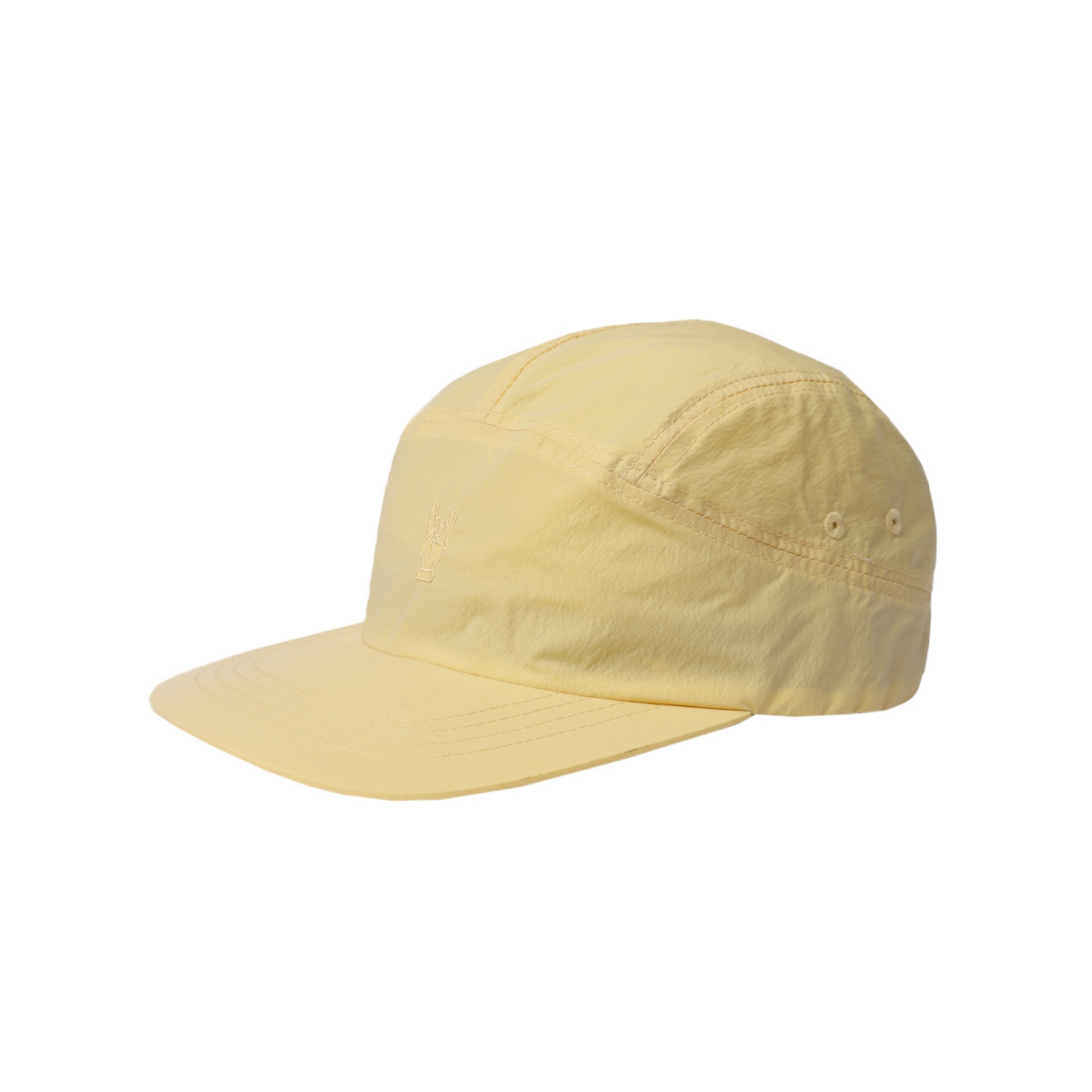 CAMPING CAP(YELLOW)