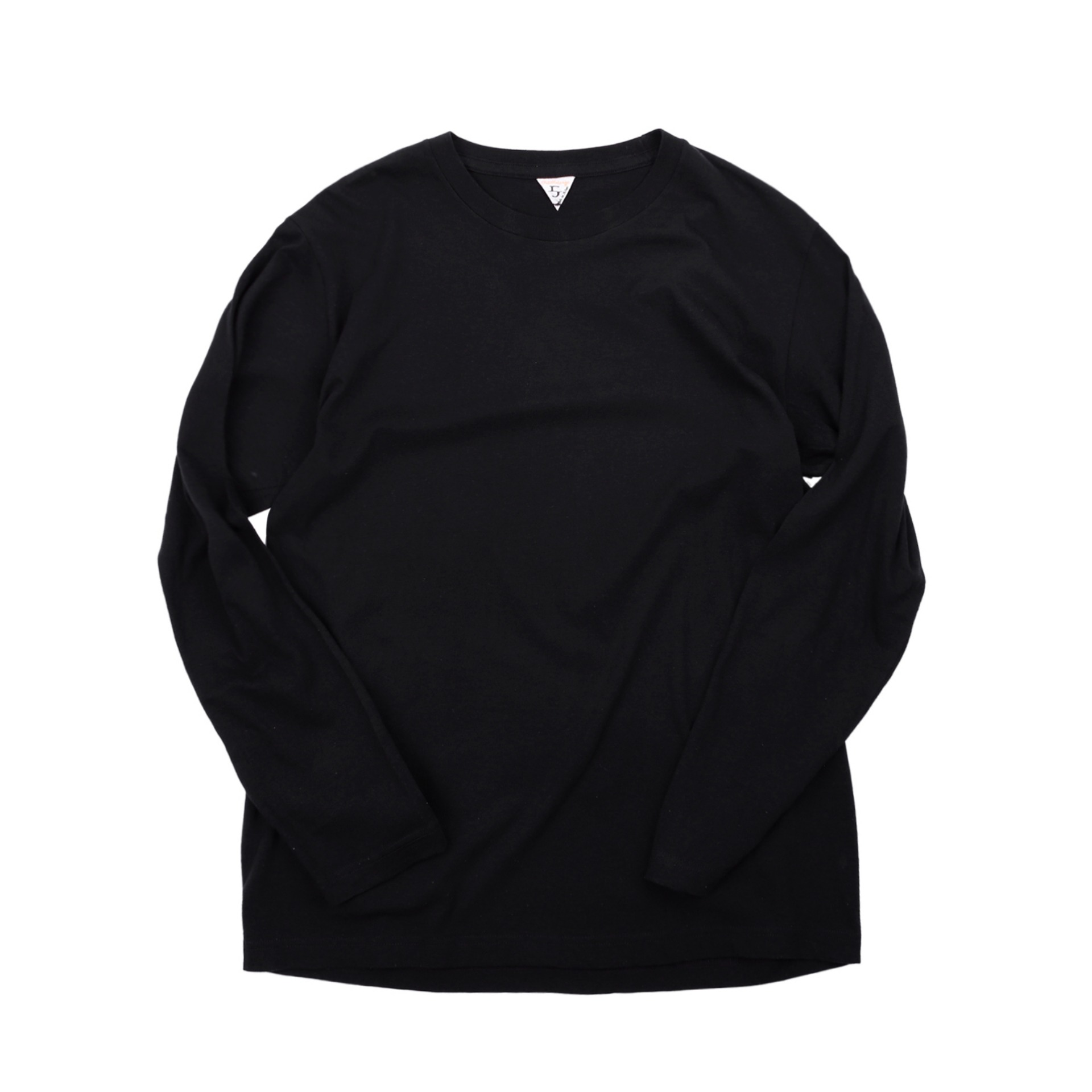 [LEWIS]T-shirtLong Sleeve T-Shirt(Black)