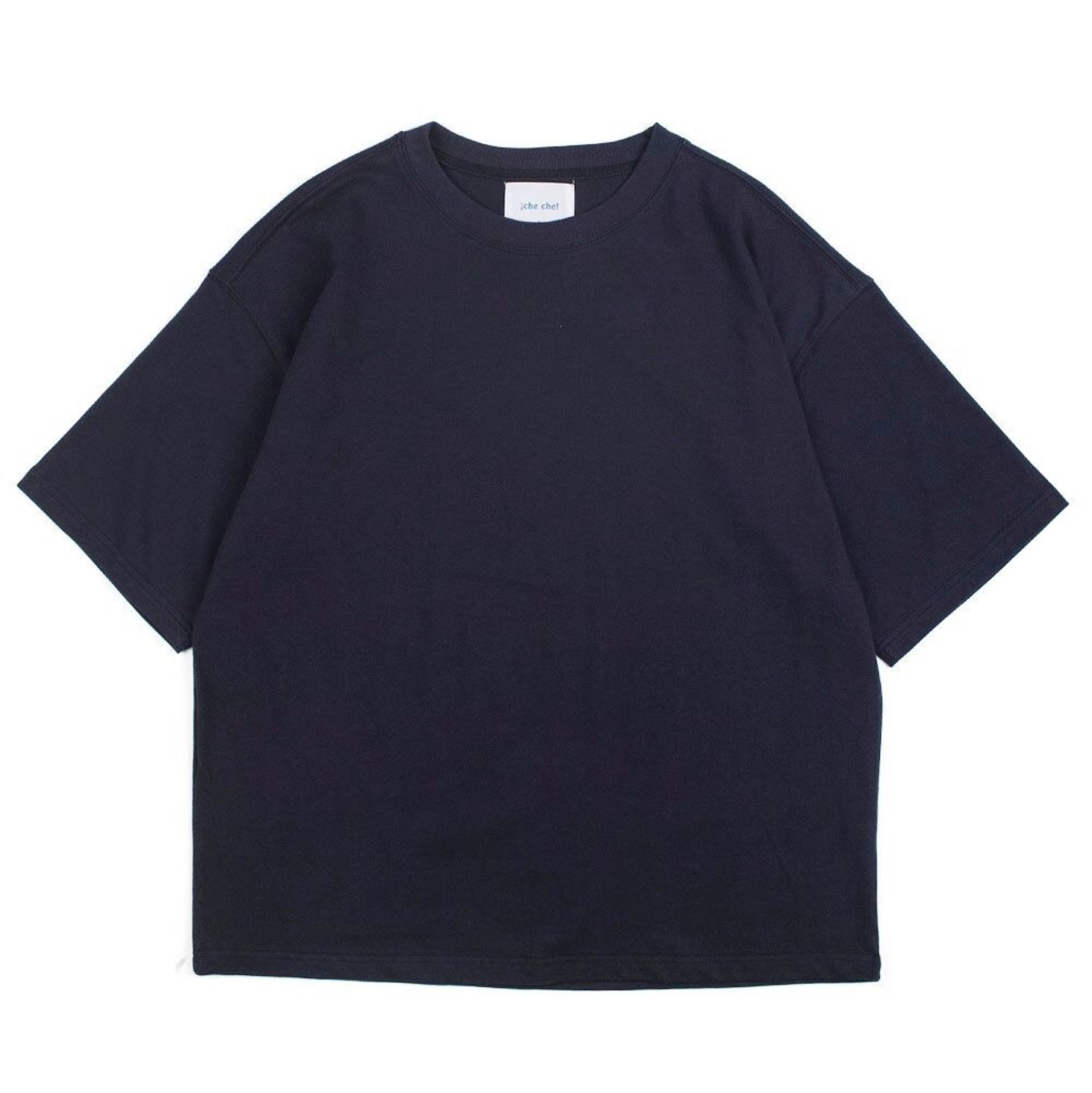 BIG SILHOUTTE T-SHIRTS (DEEPSEA NAVY)