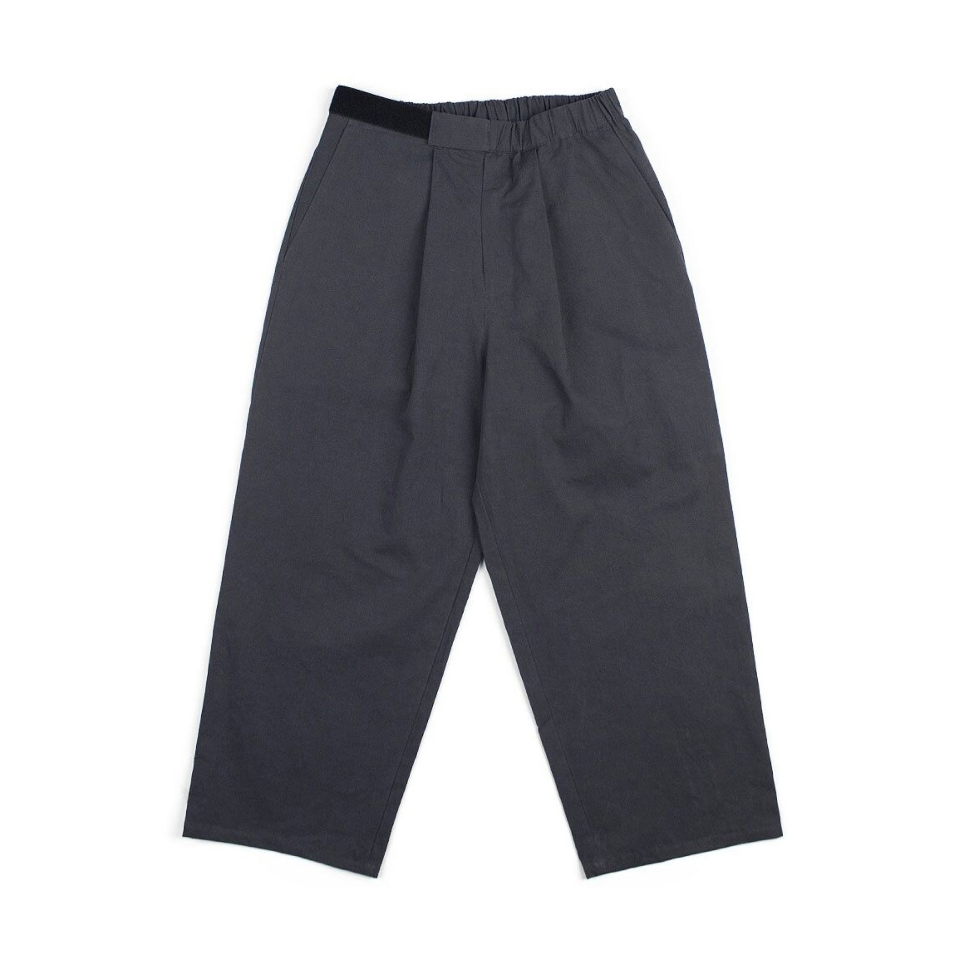 PANTS FOR MANKIND VELCRO TYPE(CHARCOAL)