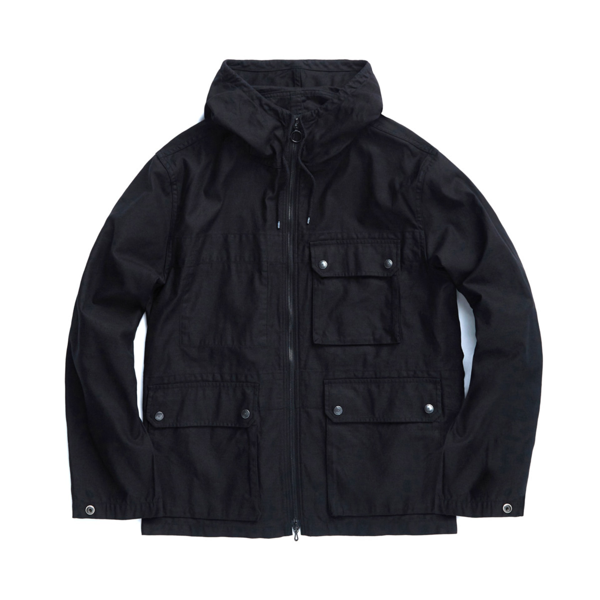 Snokel Jacket(Black BackSatin)