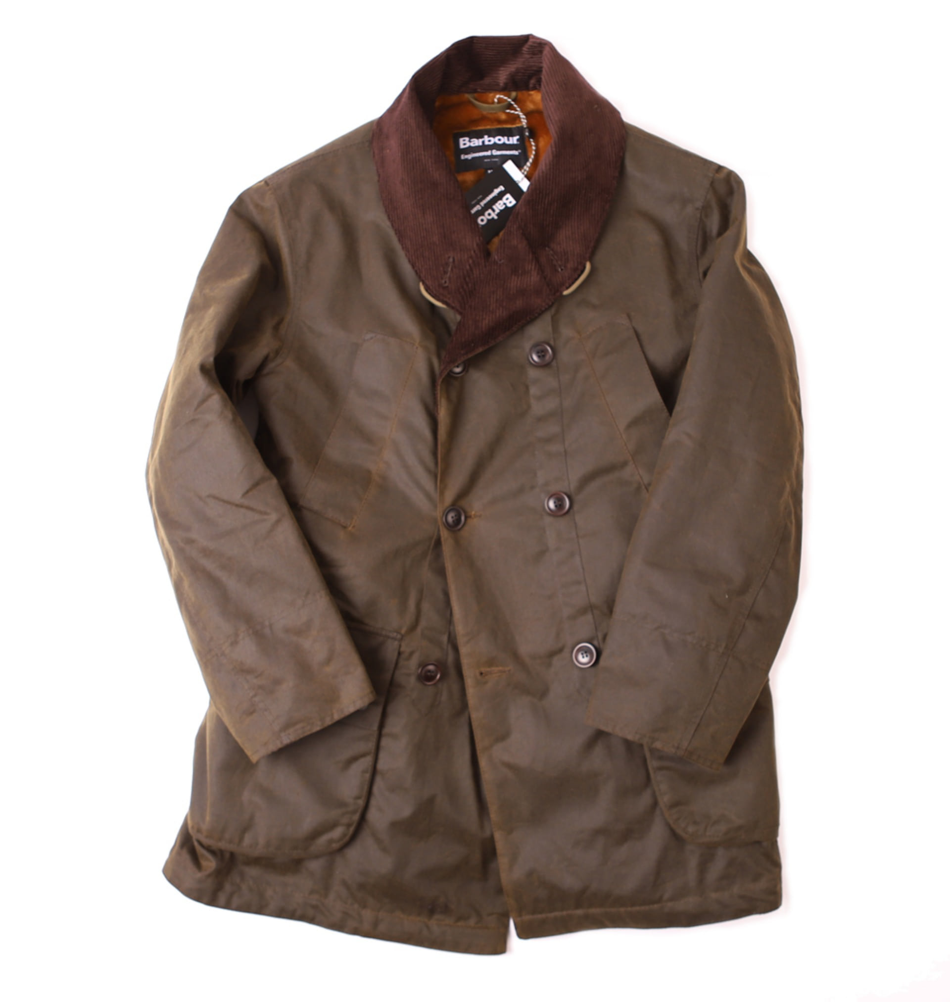 Barbour x Engineer GarmentsMackinaw Coat(Olive)