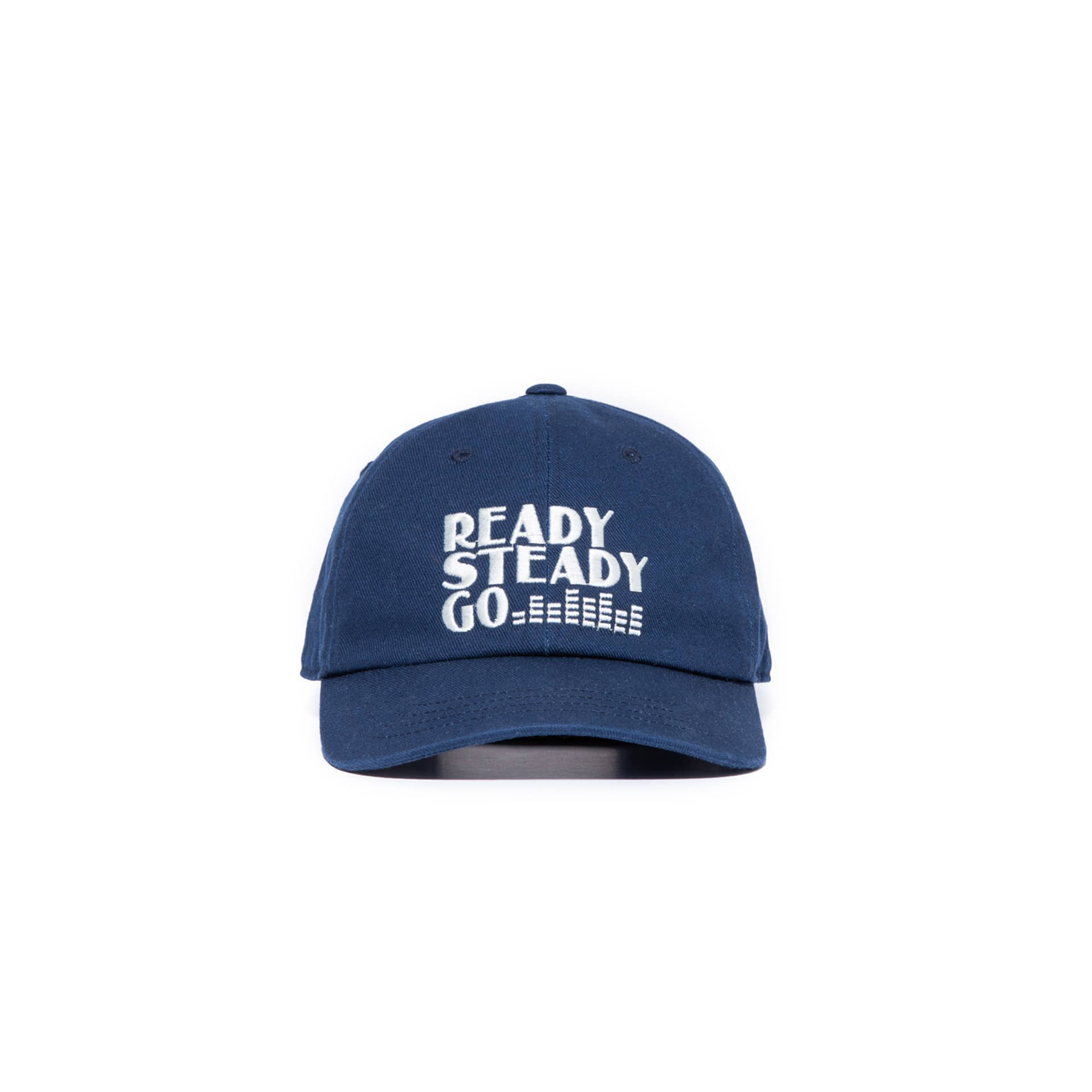 READY STEADY GO CAP NAVY