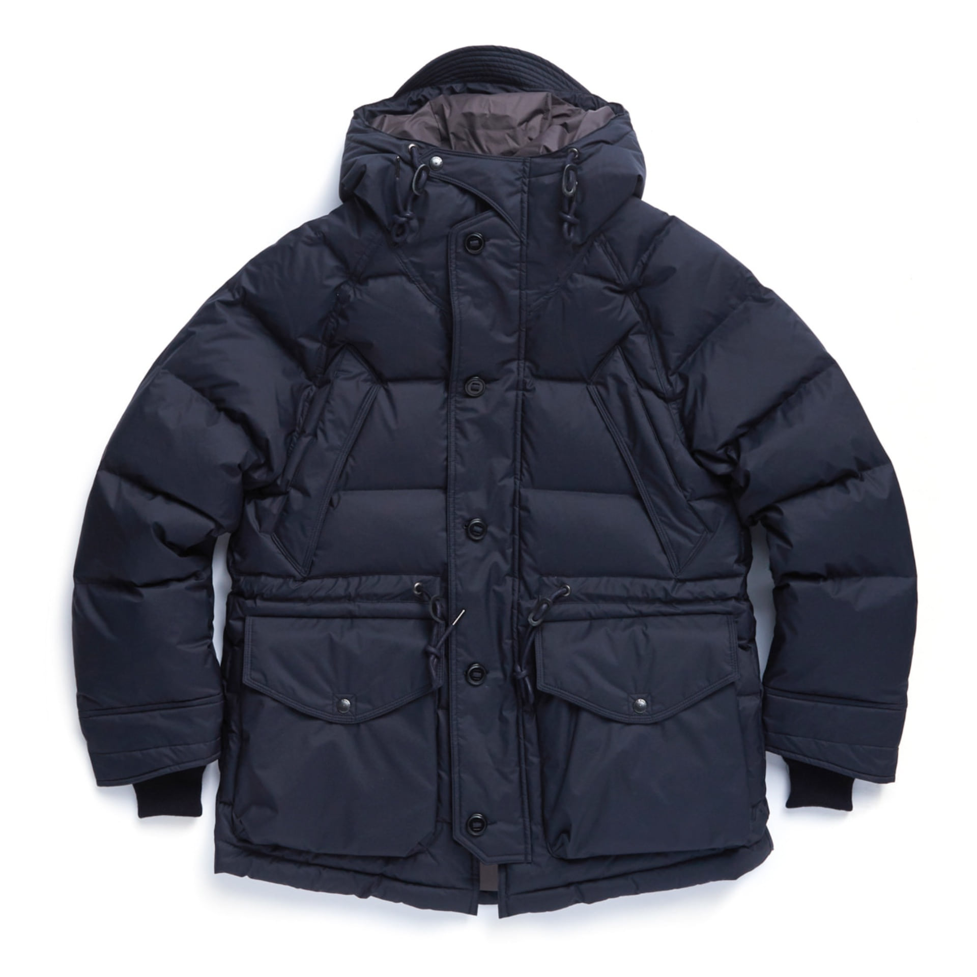 UTILITY SHIELD PARKA (Navy Sheild)