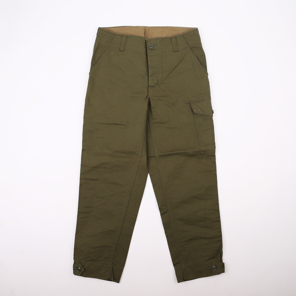 [Union Special Overalls]Military TrouserAVIATOR PANTS(Olive)