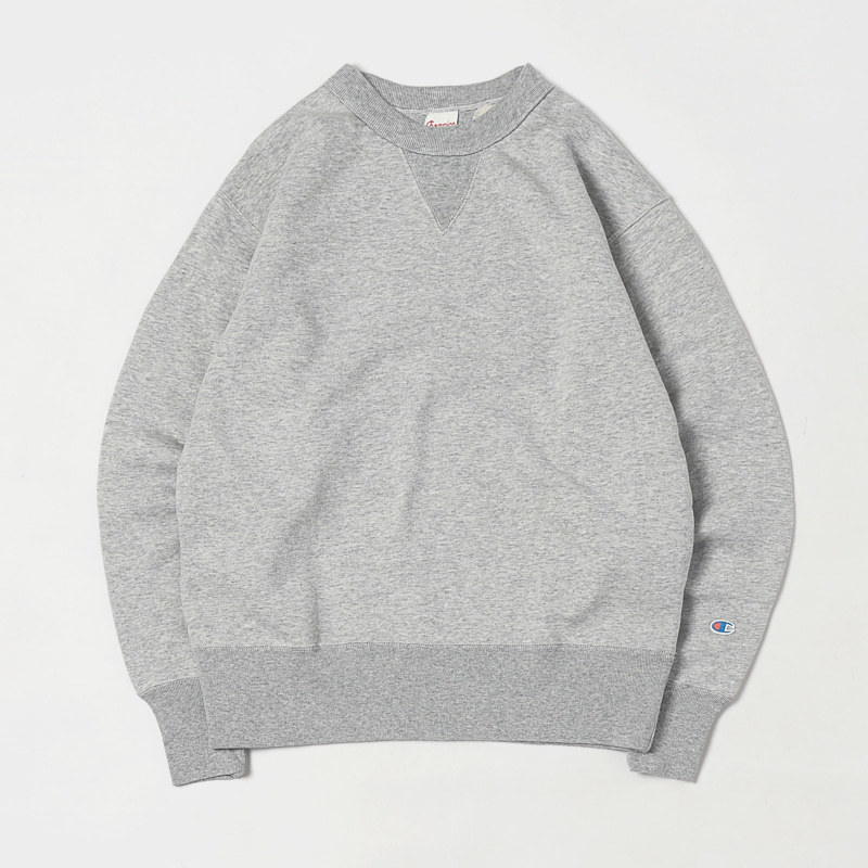 ROCHERSTER CREW NECK SWEAT (Gray)