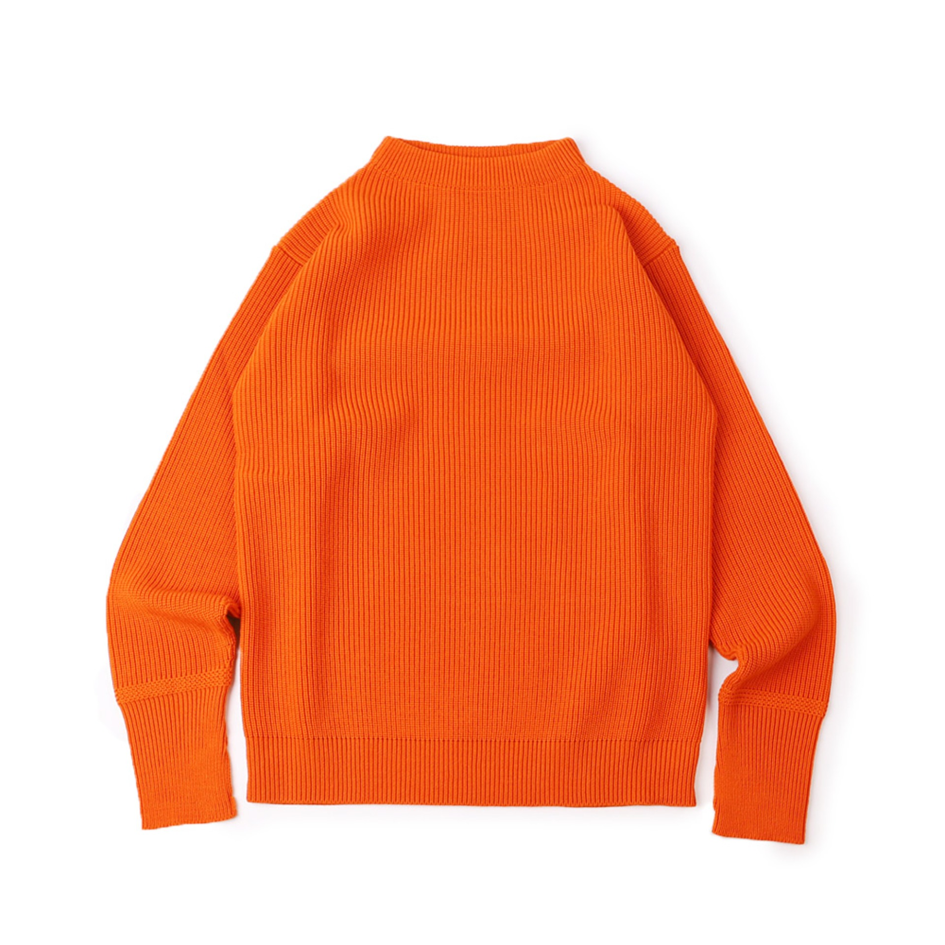 SAILOR CREWNECK SWEATER (Orange)