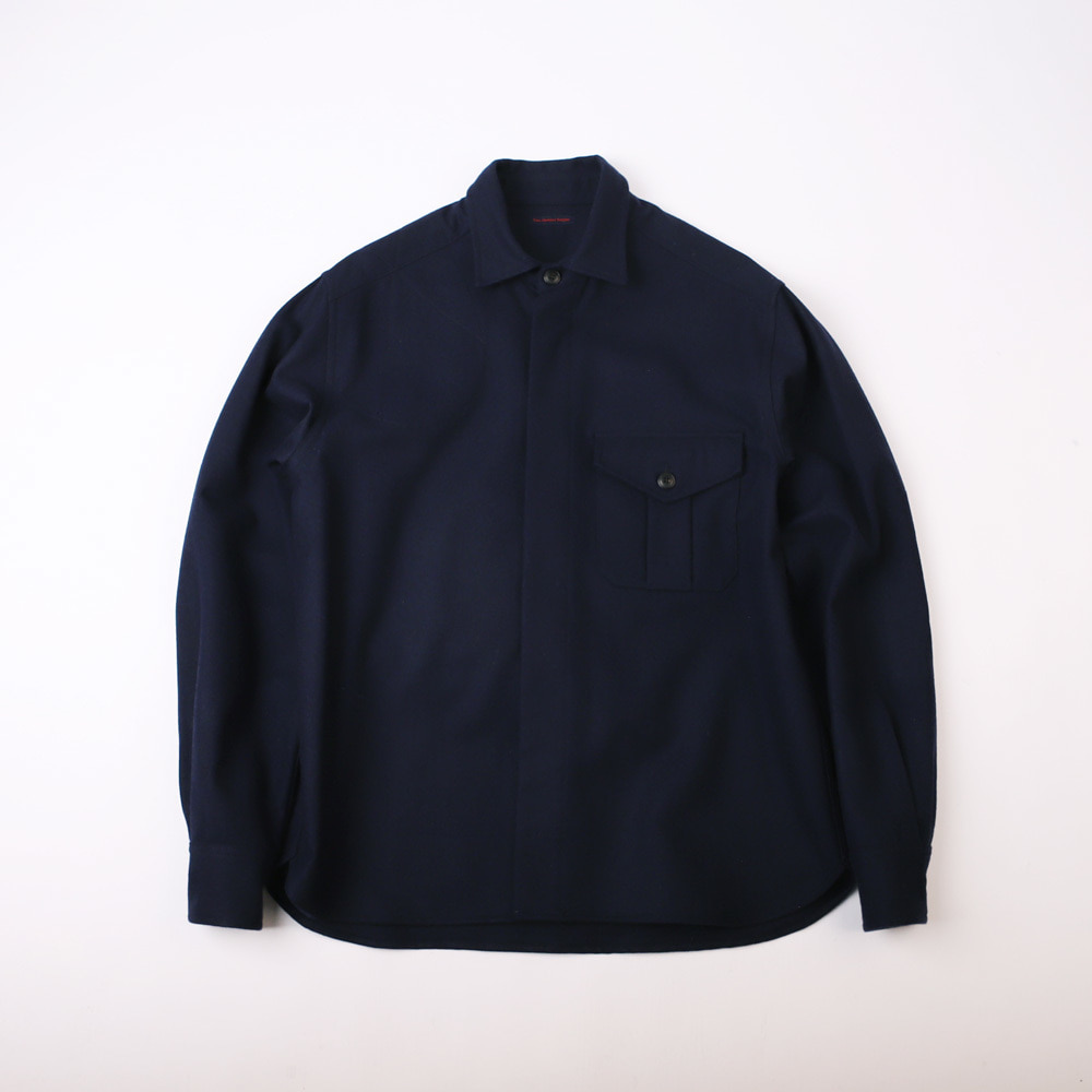HARRY Over Shirt (Navy)
