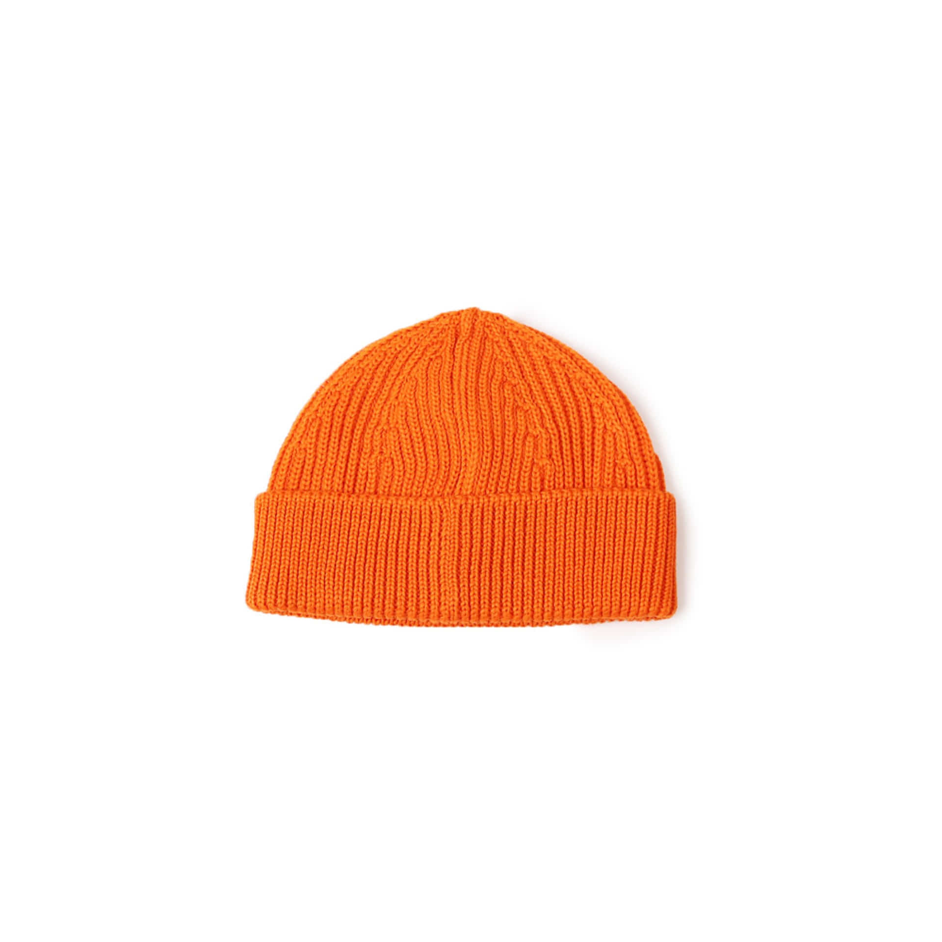 SHORT BEANIE (Orange)
