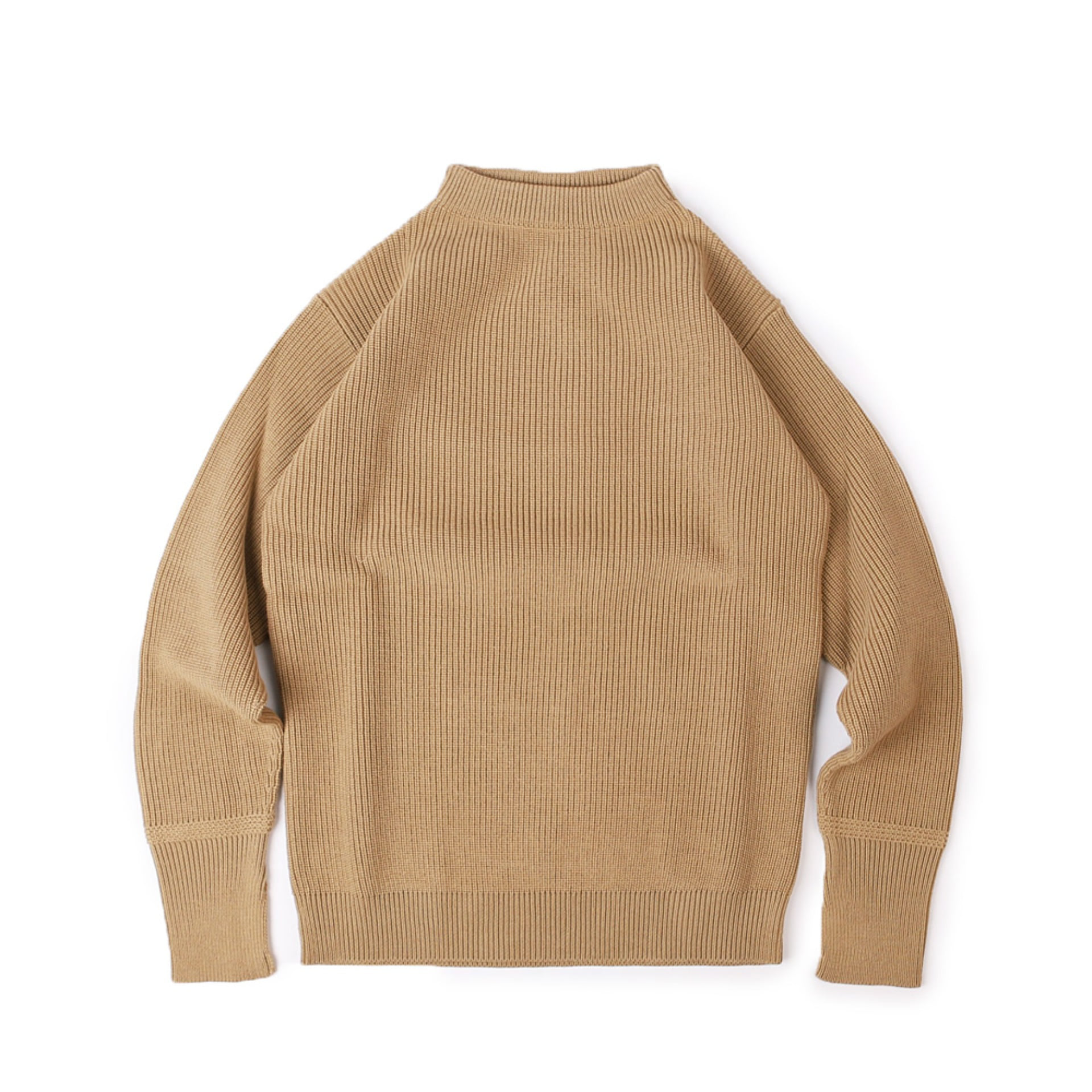 SAILOR CREWNECK SWEATER (Beige)