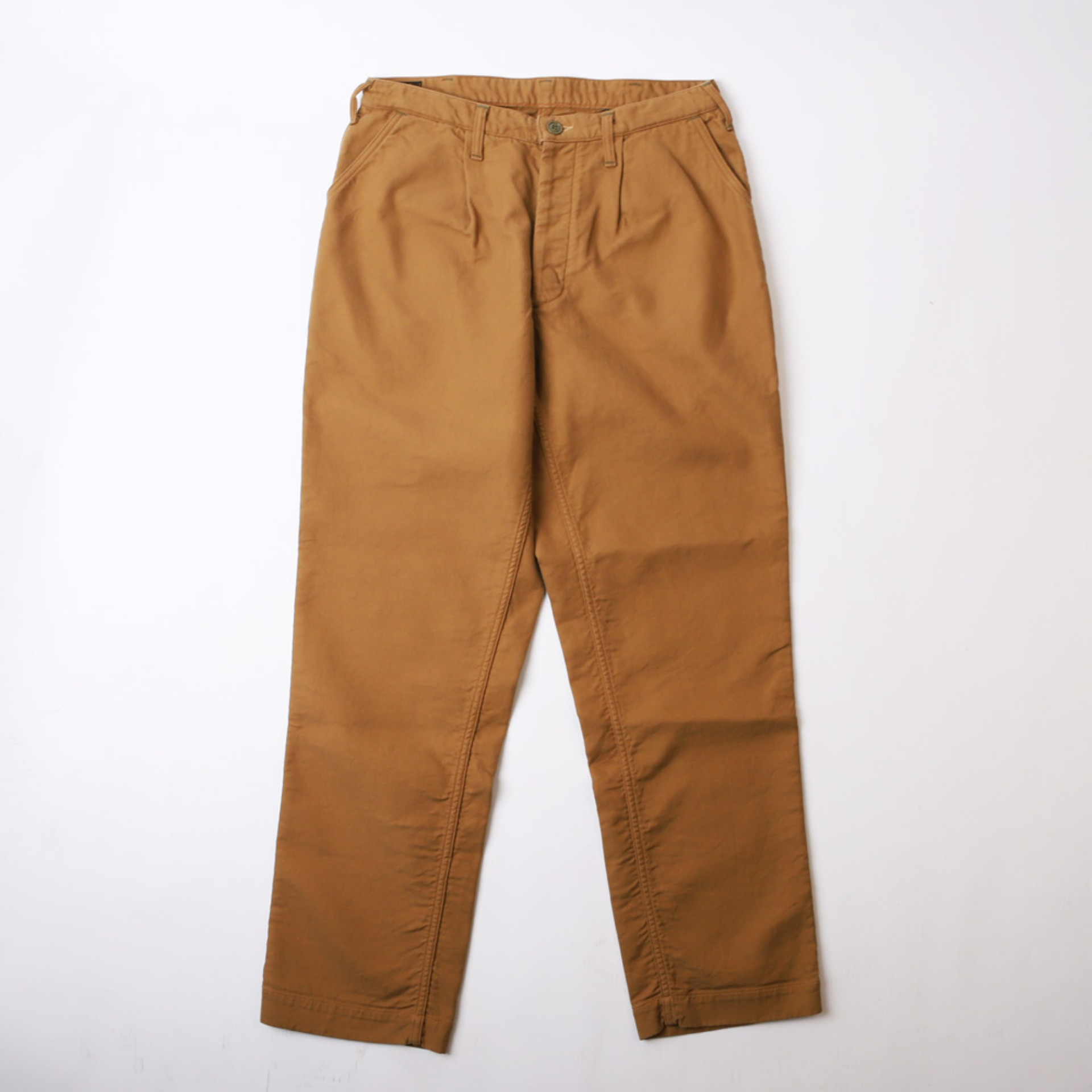 [Union Special Overalls]Work PantsMECHANIC CREW TROUSER(Camel)