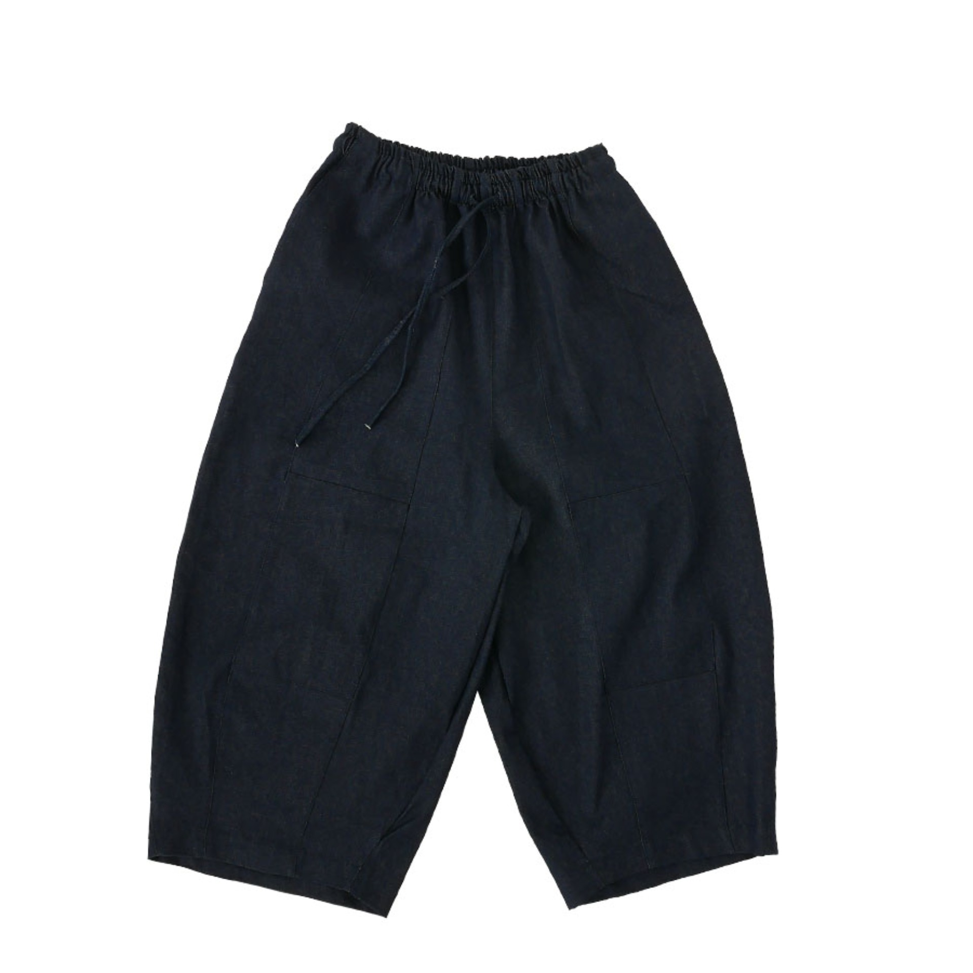 DARENIMO X EFILEVOL Denim Balloon Pants (Indigo)