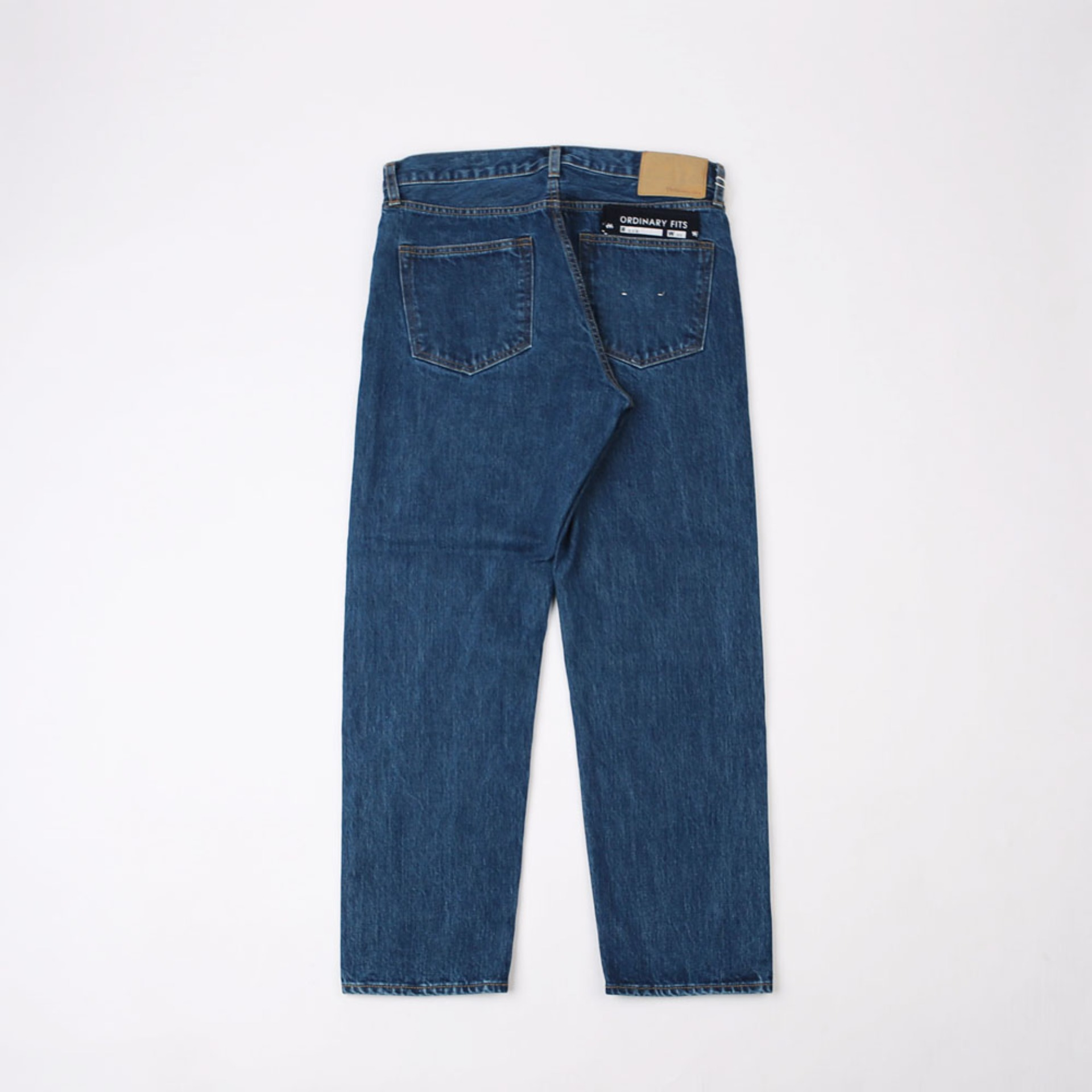 5 POCKET ANKLE DENIM PANTS - Kodama