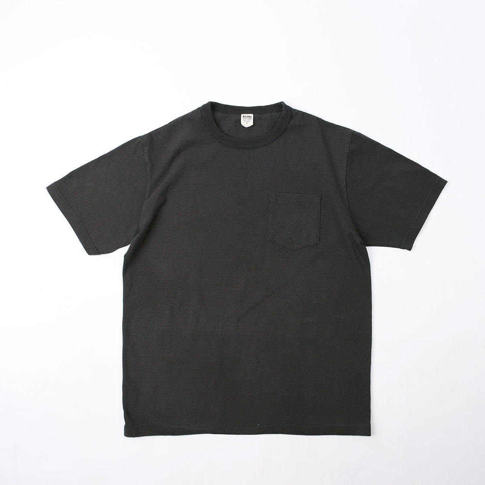 Loofwheel Pocket Tee (Black)