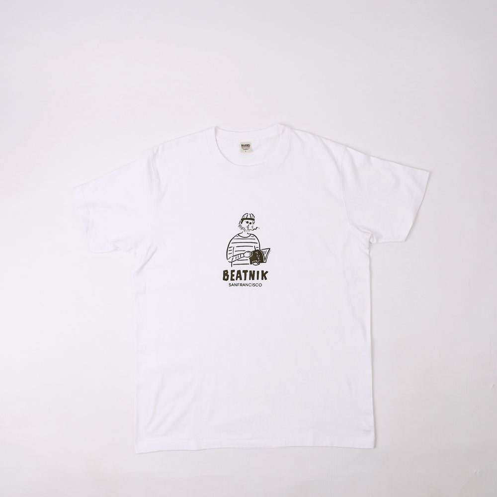 Beatnik-SF (White)