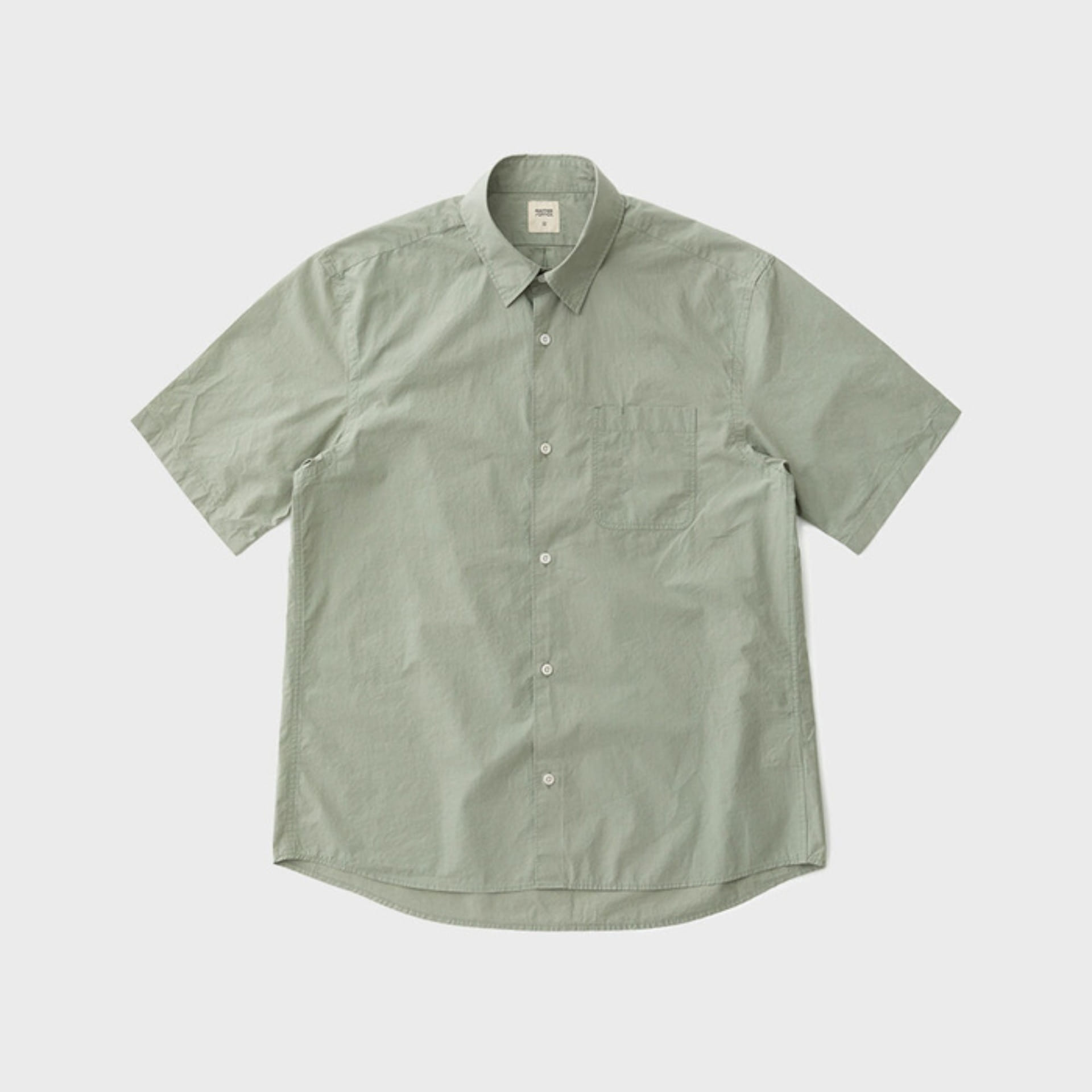Dailylife Shirt (Smoky Olive)