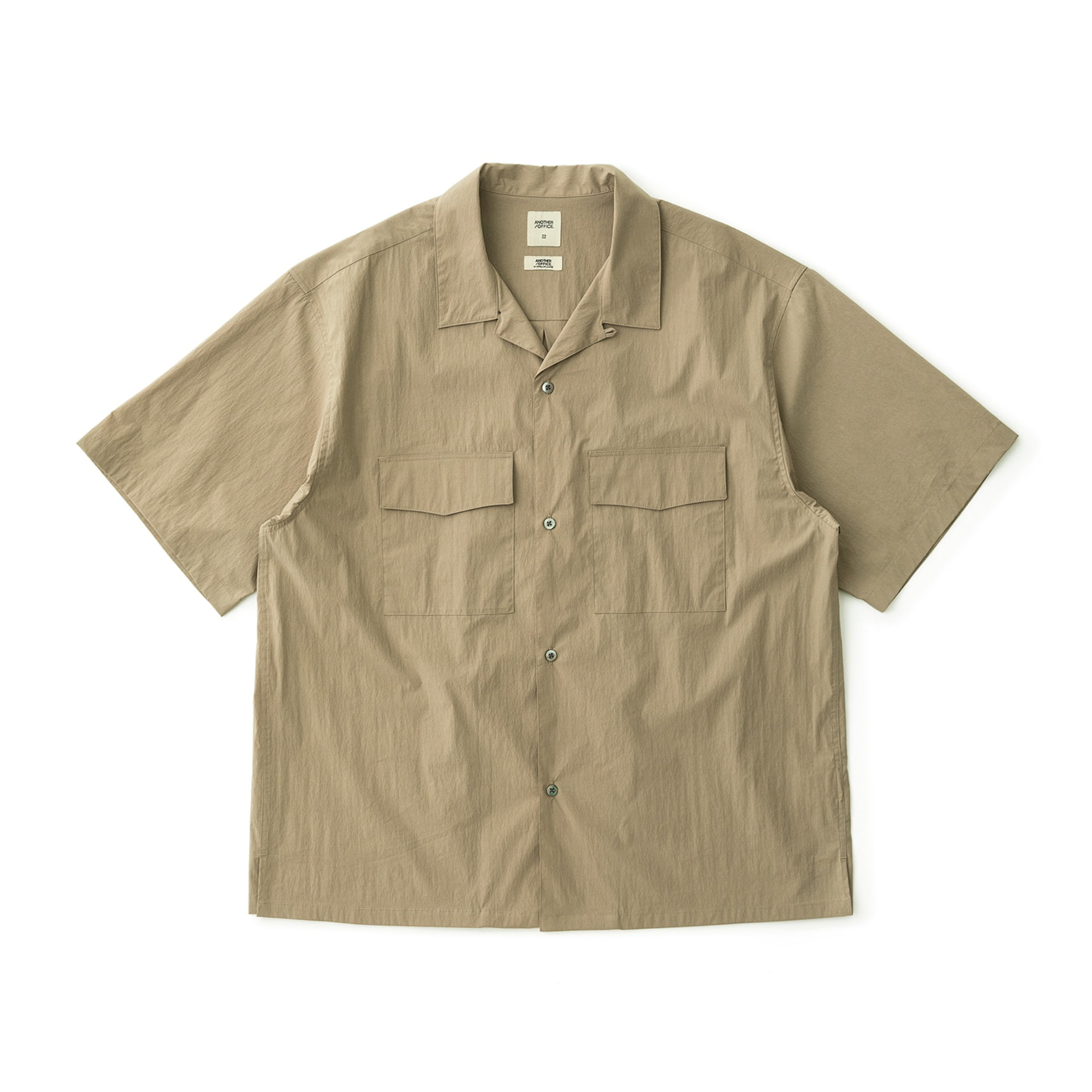 Voyager Open Collor Shirt (Desert)