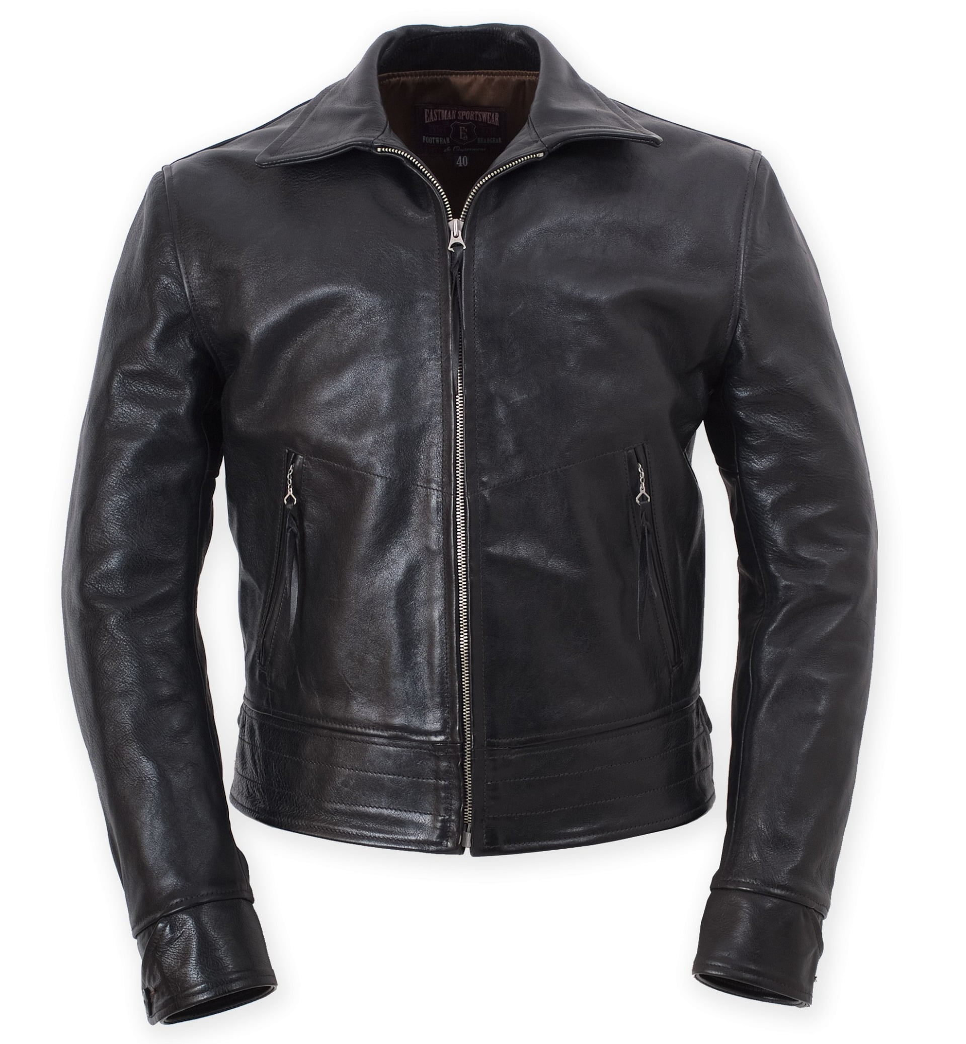 Leather JacketHIGHWAY STAR (Black)