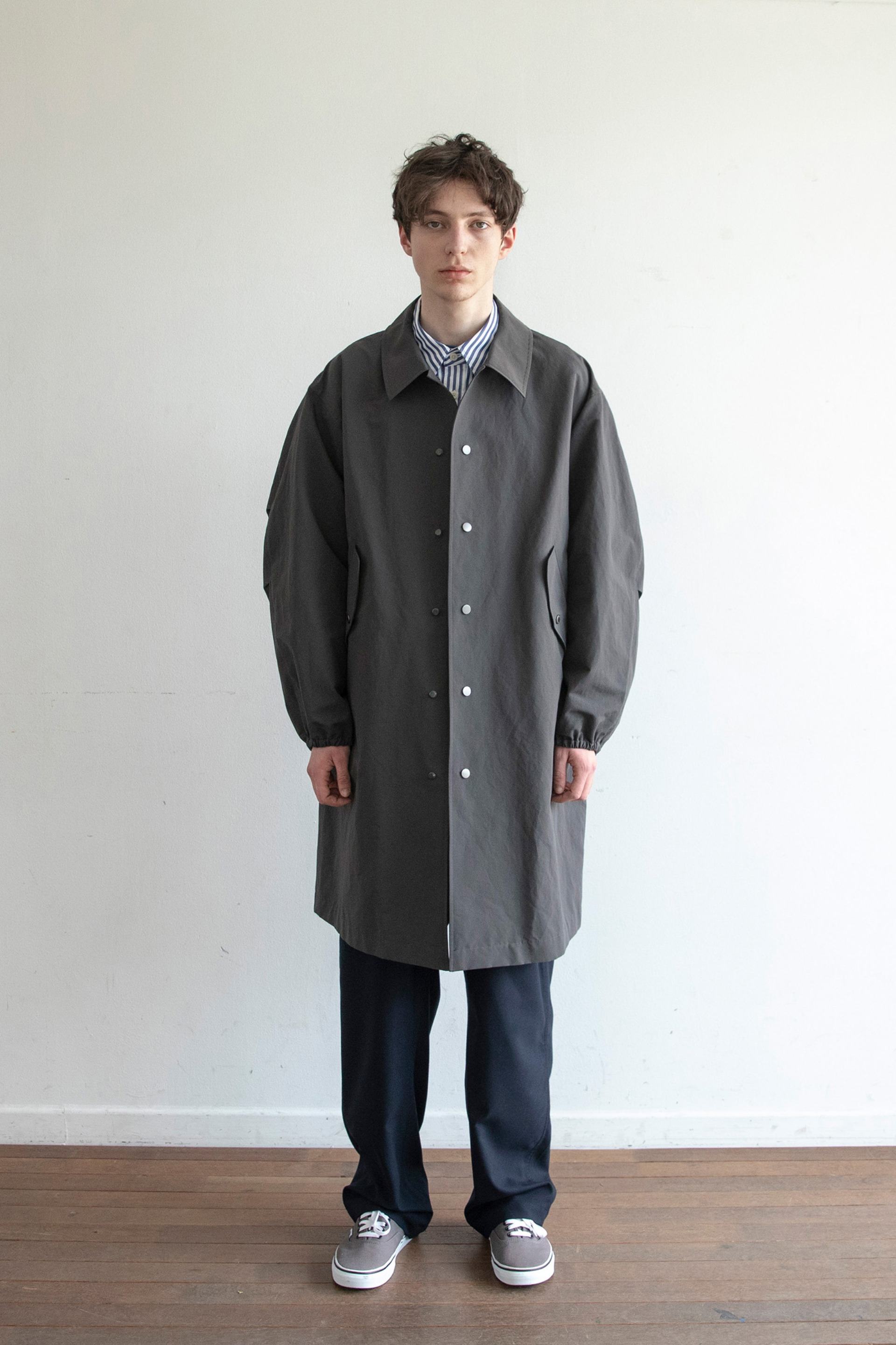 M51 Mac Coat (Graphite)
