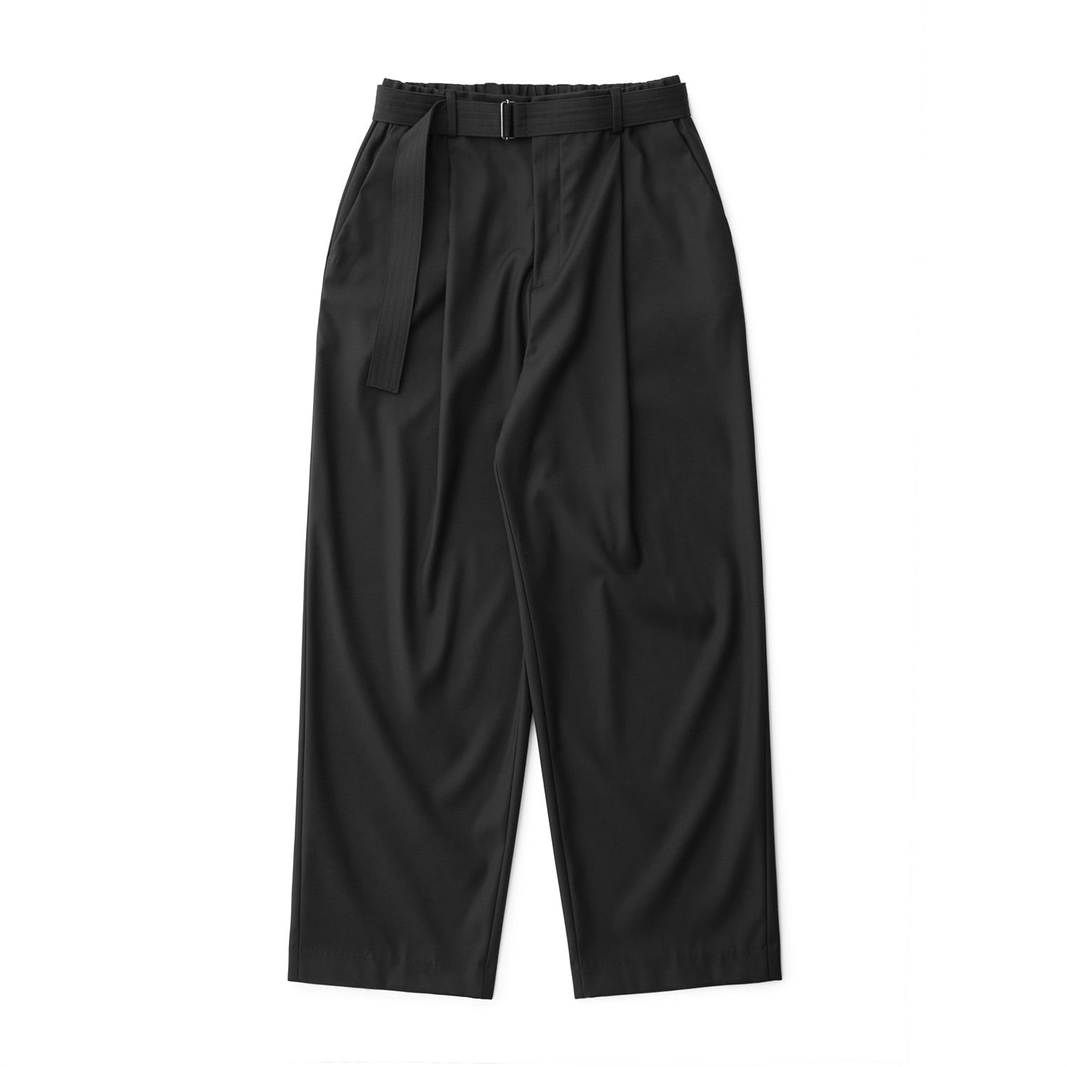 A/O 21SS Calm Banded Pants (Charcoal)
